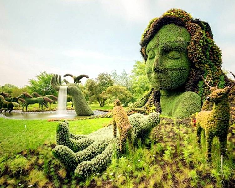 Why you should include art and sculptures in your garden or backyard?