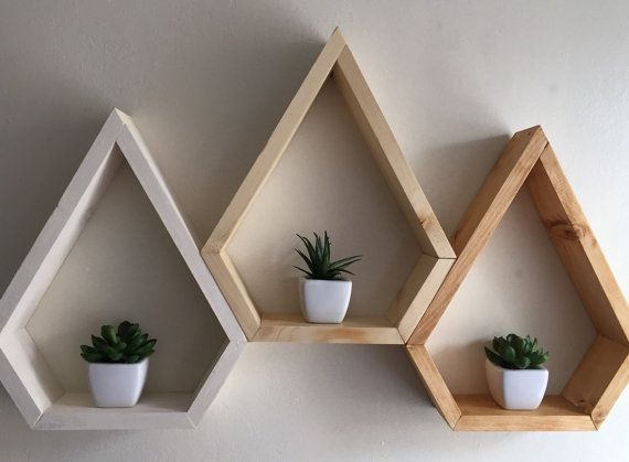 Simple And Elegant Showcase Stands Made By Concrete Leftovers.