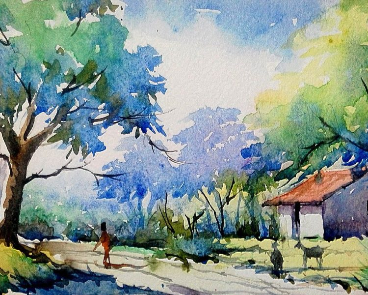 Techniques To Make You An Expert With Watercolours