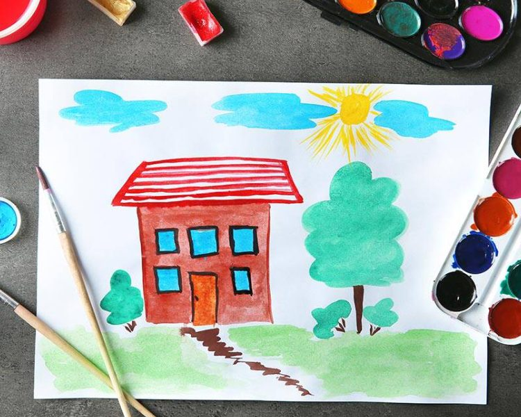 Top ten painting ideas for kids
