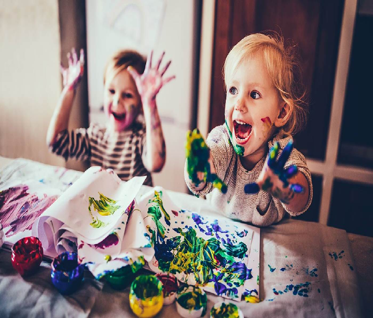 Creativity and imagination can help your child's cognitive abilities, social relationships, and even problem-solving abilities.