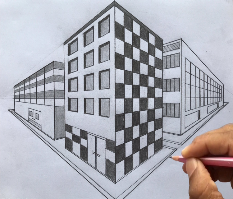 The use of viewpoint is among the most crucial components of drawing.