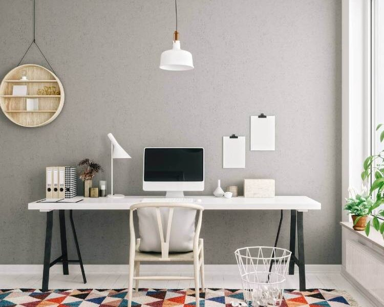 Designing Your Home Office To Improve Your Productivity