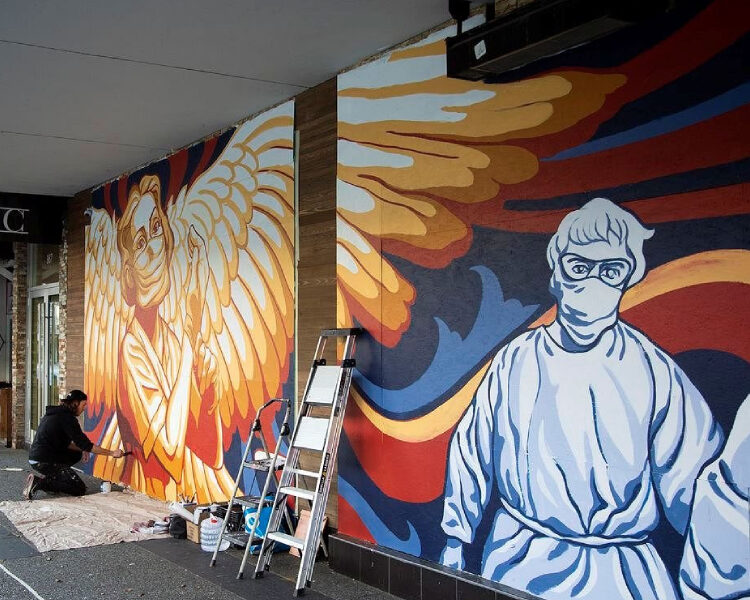 Muralists: Paintbrush-Wielding Picaso's Of Our Time. Steps to Become a Muralist?