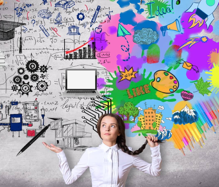 Importance of fostering creativity in classroom